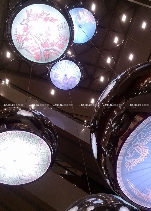 中山价格合理的非标酒店工程灯具,质量好的非标工程灯具厂家直销