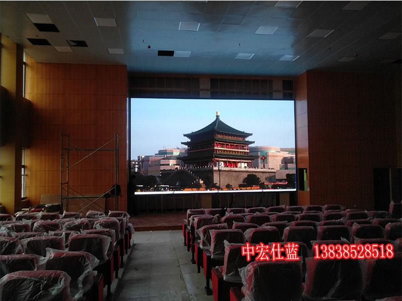 河南知名的室內全彩顯示屏供應商-商丘室內全彩顯示屏
