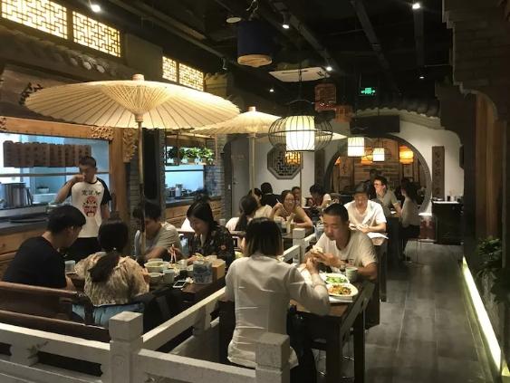 推荐青岛知名的六合园智能餐厅——选择六合园智能餐厅