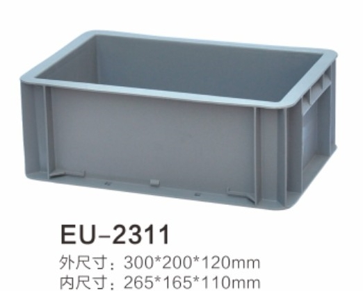 物流箱生产厂家优选久品,高强度结实耐用,使用寿命长