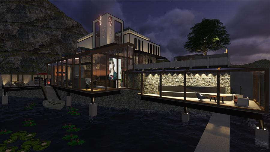 酒店空间设计-DCV第四维设计经典案例,量身打造。