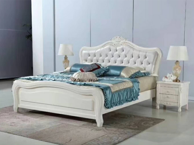 厂家批发单人床 买单人床哪家公司好