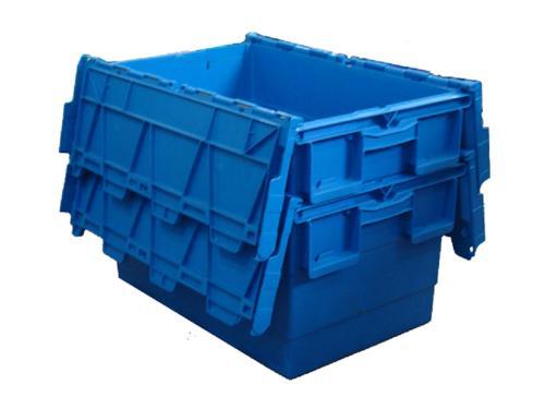 斜插式周转箱箱优质斜插箱耐低温高强度高品质优选久品