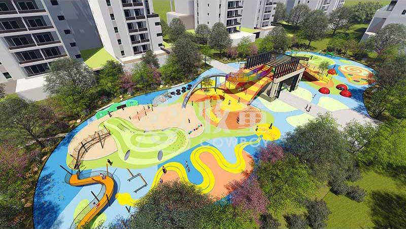 牧童供应儿童拓展乐园设备定制批发大型户外游乐场整体规划设计