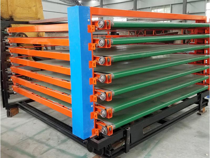 甘肃三聚氰胺双面贴纸机-绿能机械提供好的双面贴纸机