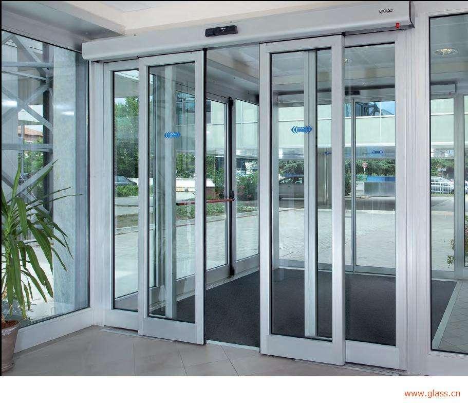 好的维修玻璃门上哪找5555118临沂南坊维修遥控车库门