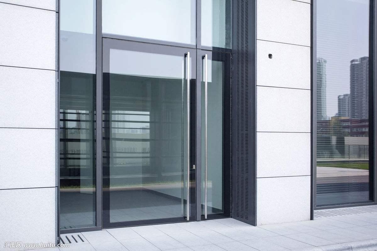 口碑好的維修玻璃門電話3333060_臨沂半程維修玻璃門公司