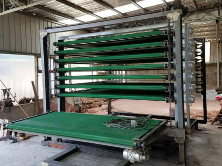 双面贴纸机价位-绿能机械价格划算的双面贴纸机出售