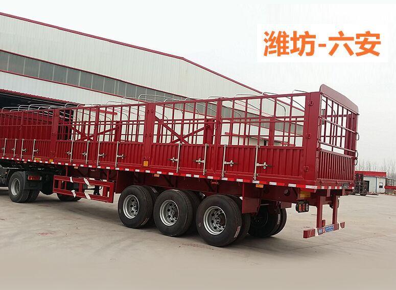 潍坊到六安货运专线――顺易通货运物流_值得你信赖的物流服务