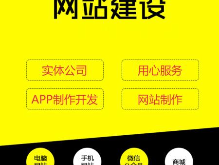 广西口碑推荐的网站建设 鹿寨网站建设