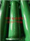 渤洋耐磨衬塑管道生产
