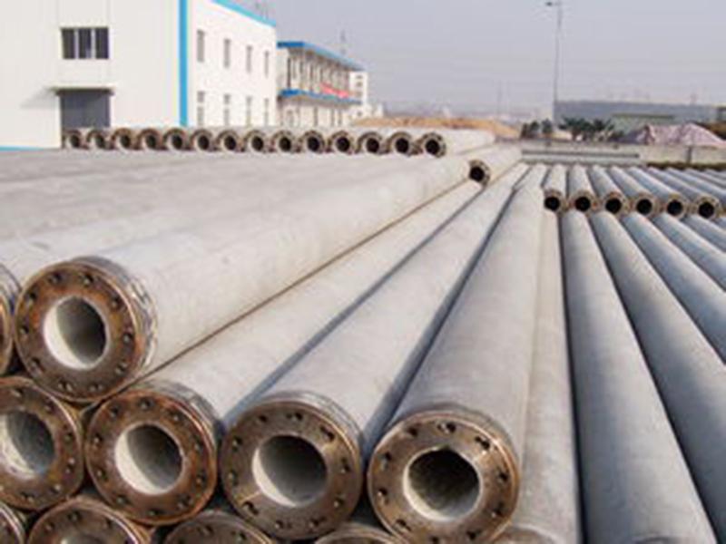 湖南地区有几家管桩厂