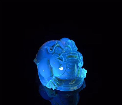 墨西哥琥珀原石蓝珀价格