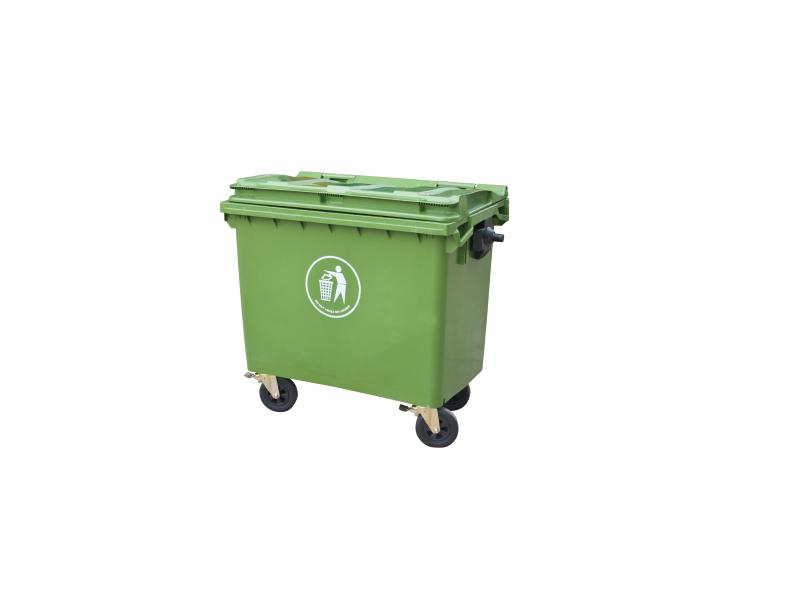 喀什660升垃圾桶价格-纳川环保只有对的,没有贵的