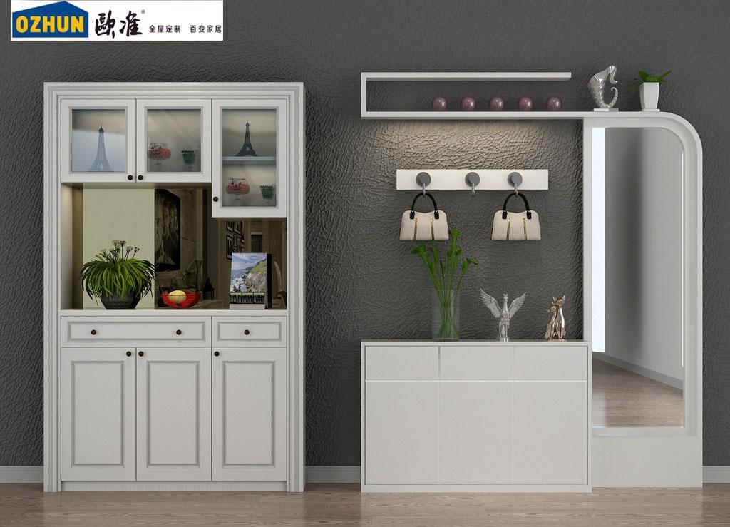全屋家具定制,定制衣柜,定制衣柜價格