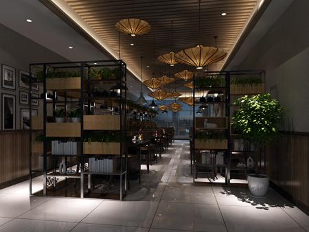 昌平餐厅装修_口碑好的河北餐厅装修