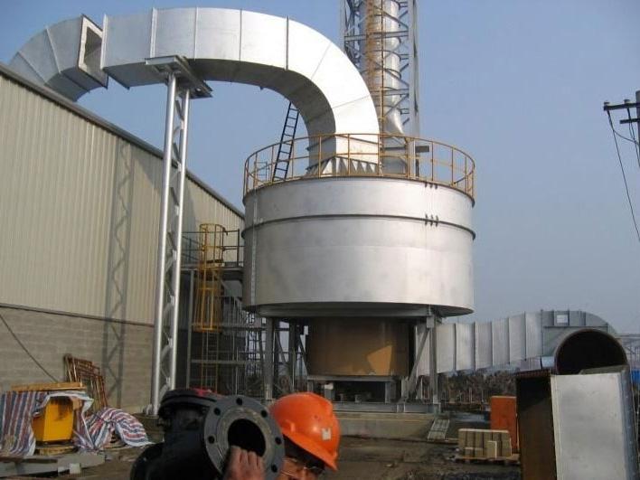 太仓凯博娱乐app專業的工業廢氣RTO蓄熱式焚燒爐出售 供銷有機廢氣蓄熱燃燒設備
