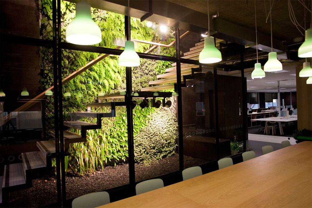 广东哪家植物墙设计与安装公司经验丰富,哪里有生态植物墙