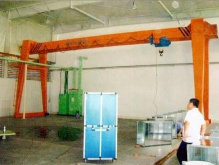电动单梁起重机结构-供应河北质量好的电动单梁起重机