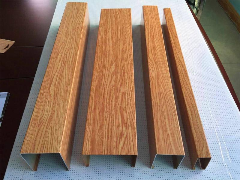 南充木紋鋁方通價格 成都地區有品質的鋁方通