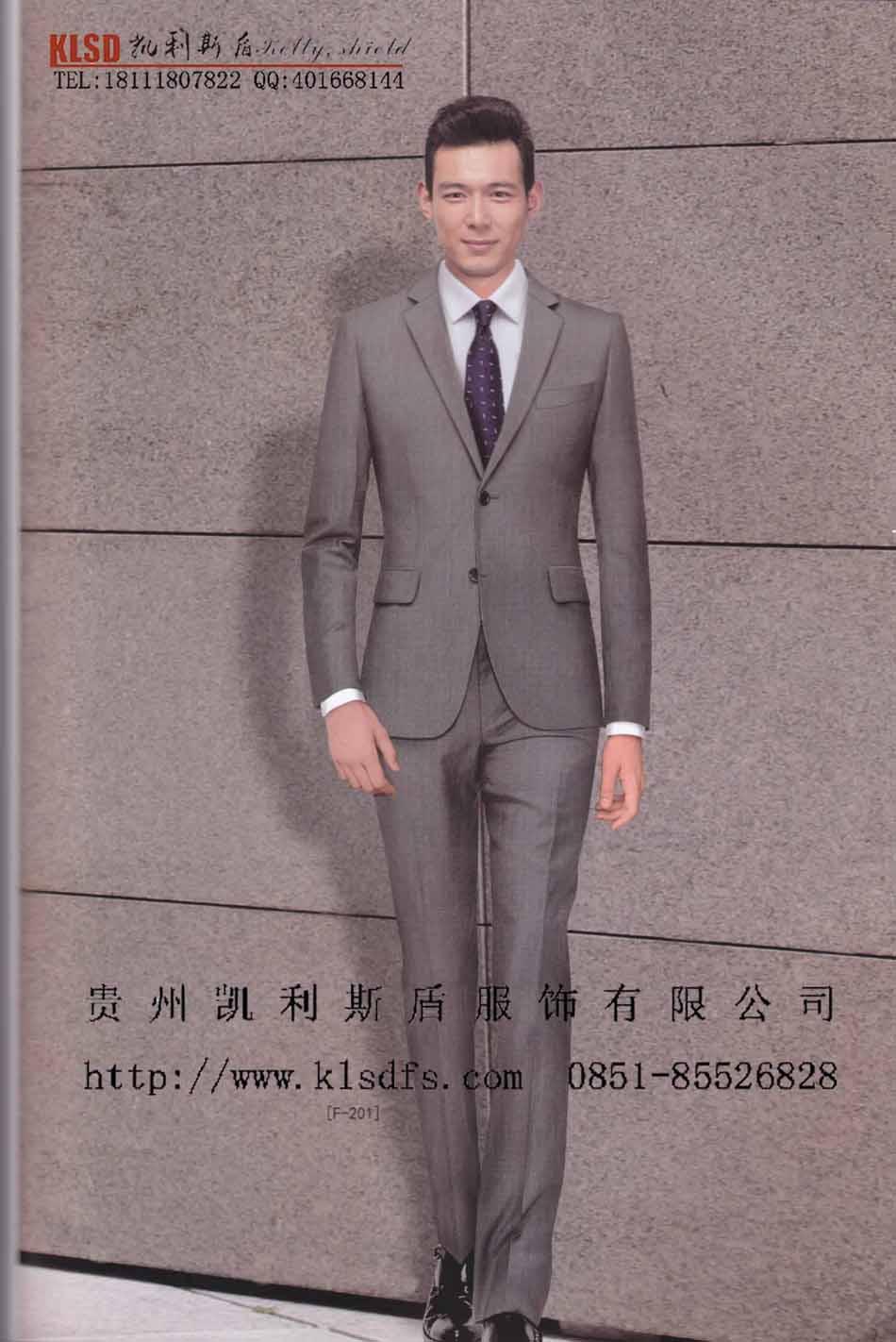 新品高级男装供应 同城的贵州服装厂