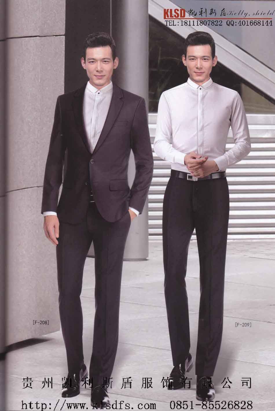 高级男装多少钱-贵阳新式的高级男装批发出售