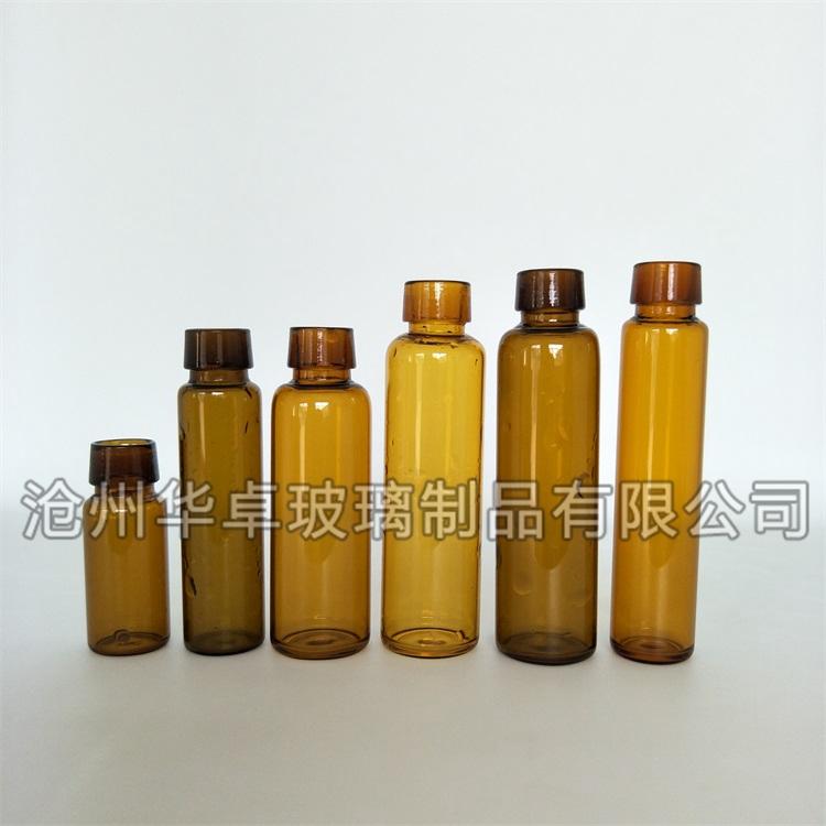 滄州地區質量好的棕色管制口服液玻璃瓶 -創新的廣口玻璃瓶