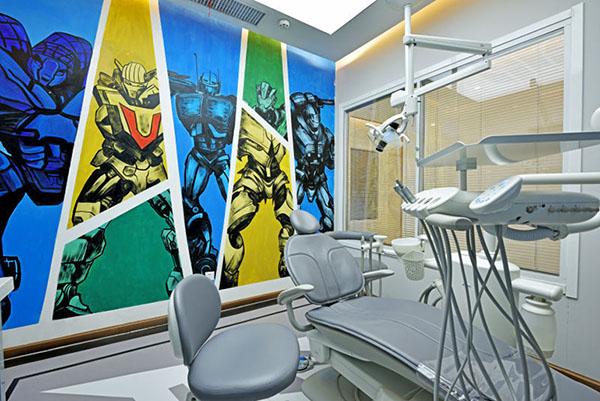 哪里有提供专业儿童牙科,蔡甸儿童口腔