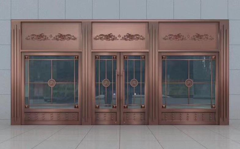 银川铜门批发,哪儿有卖口碑良好的宁夏铜门