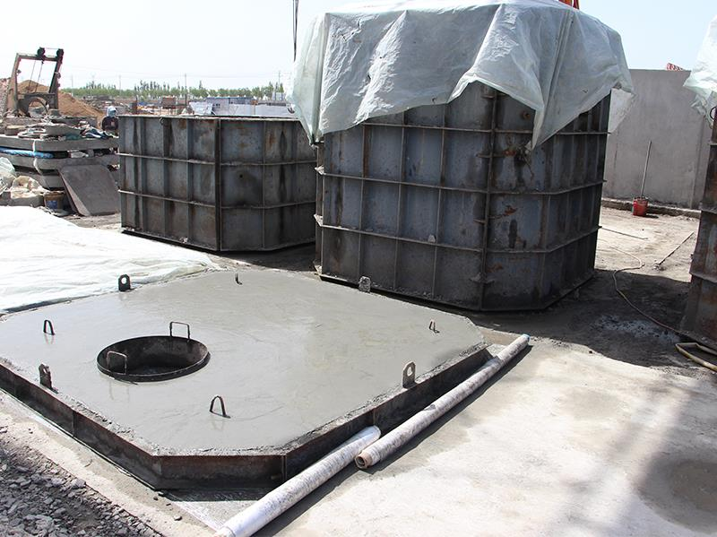 宁夏楚雄伟业工贸整体化粪池您的品质之选 银川整体化粪池价格