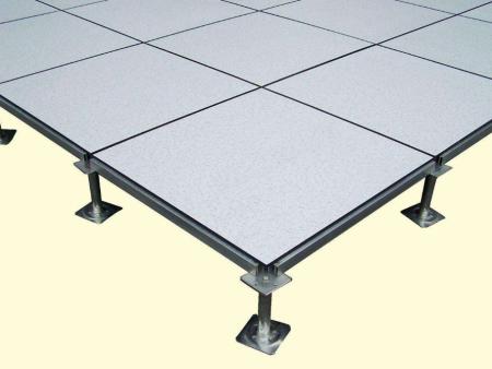佳木斯抗静电地板 买防静电地板认准沈阳芝柏装饰工程