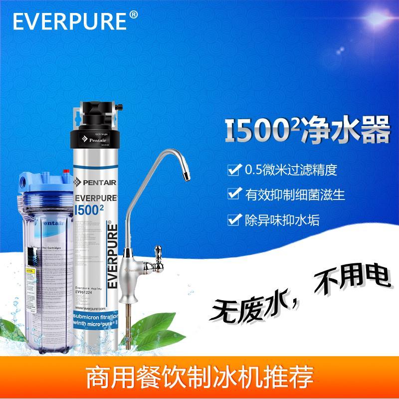 爱惠浦净水器I5002商用厨房餐饮自来水过滤净水器