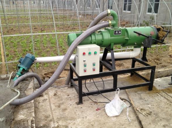 平顶山猪粪脱水机-昌嘉环保猪粪脱水机厂家供应