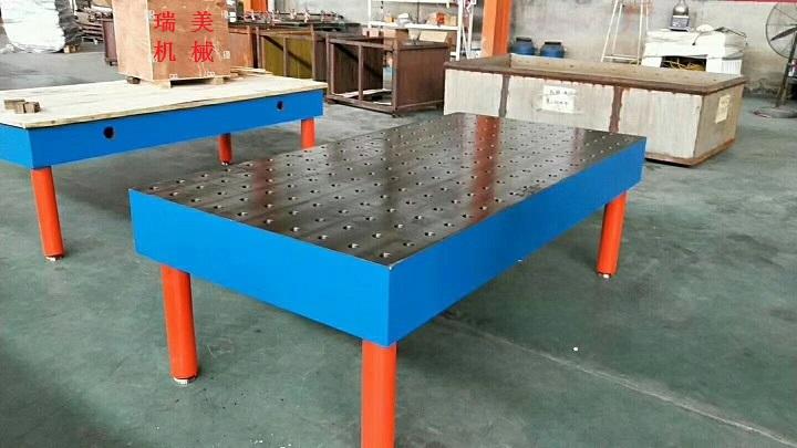 二维柔性焊接平台及夹具上哪买好 高品质二维柔性焊接平台供销