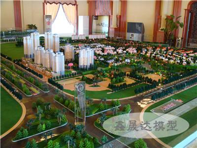 百色房地产模型制作-广西广西房地产模型公司