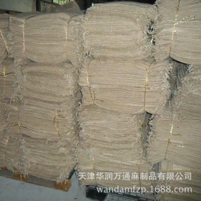 天津华润万通麻制品公司提供好的麻质品产品|创意黄麻面料