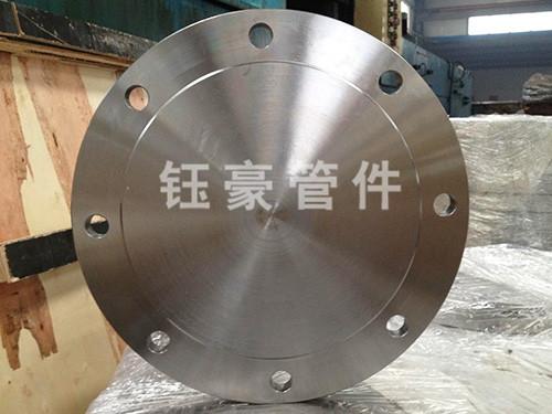 钰豪管件提供有品质的法兰_天津大型法兰