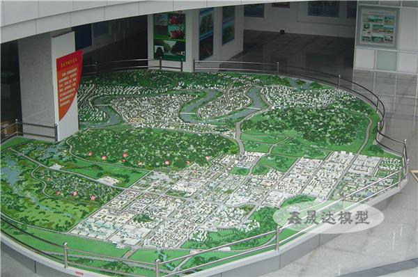 广西商场规划模型|仿真效果真实的规划模型