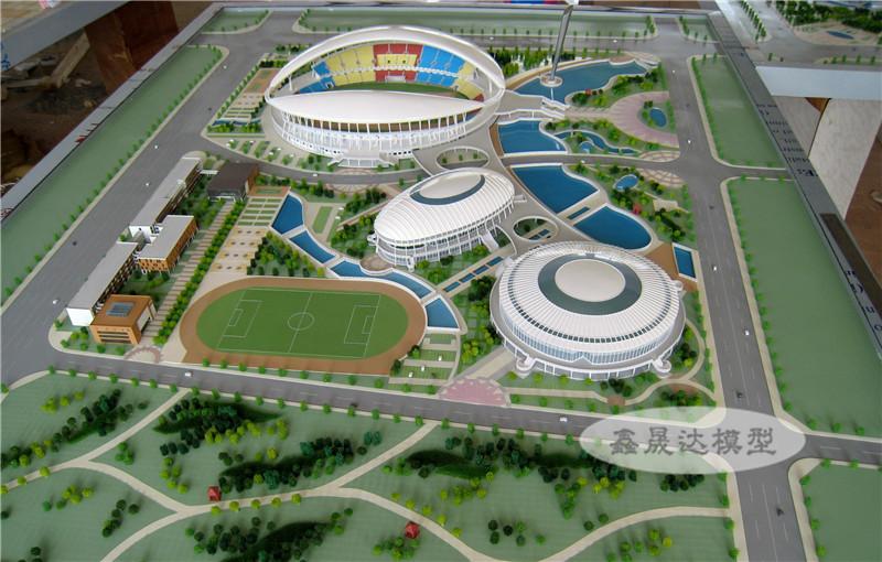 鑫晟达模型专业规划模型定制,贵港城市规划展示模型