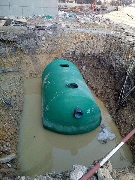 鋼筋混凝土化糞池