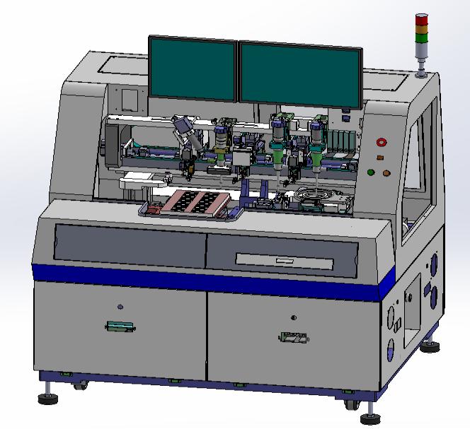 高质量的自动点胶机,深圳好用的自动点胶贴片机出售
