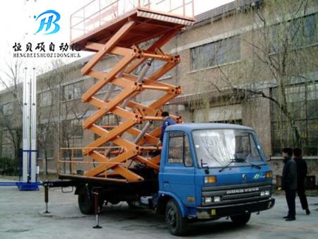 南京哪里有卖得好的升降机 批发升降机