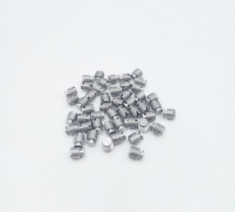 铝合金螺丝,供应广东厂家直销的不锈钢机调节螺丝