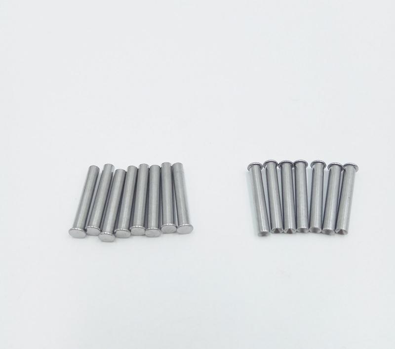 不锈钢铆钉厂家_广东优惠的不锈钢机械零件柳叮供应