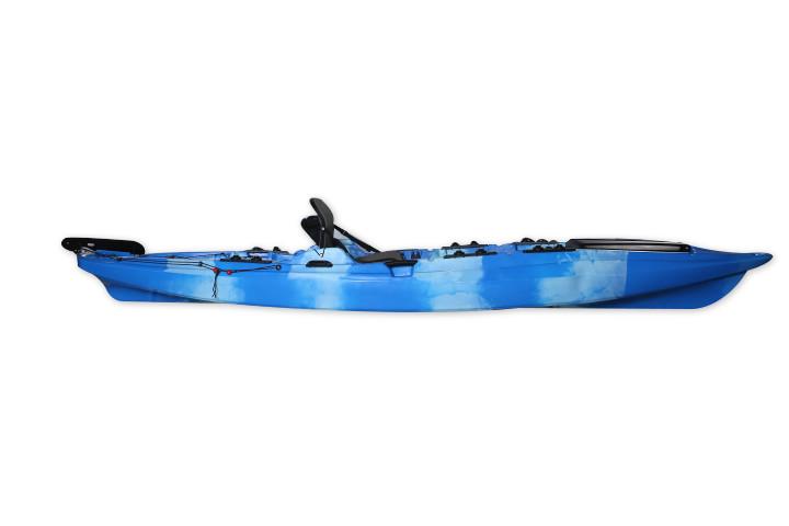 洛赛菲皮划艇供应划算的钓鱼船 豪华钓鱼船供货厂家