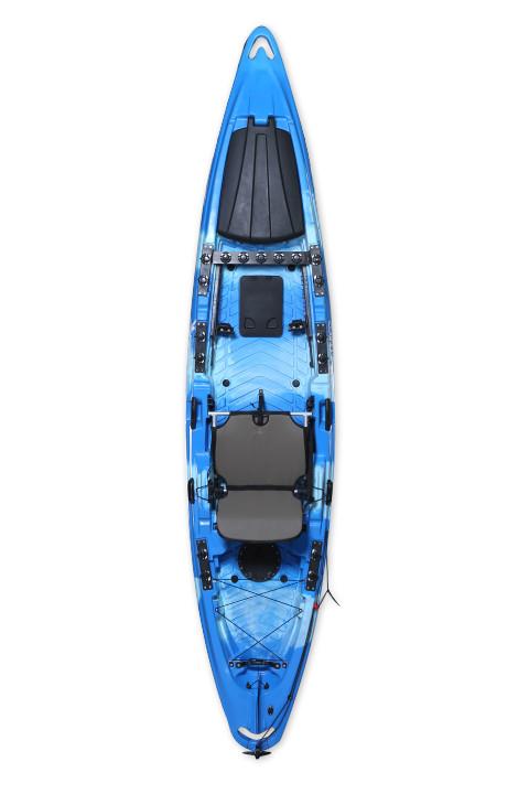 洛赛菲皮划艇供应品牌好的钓鱼船|豪华钓鱼船价格如何