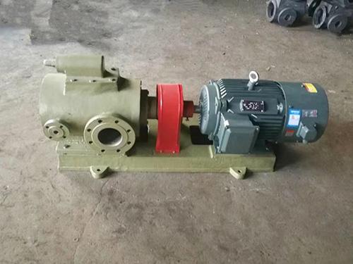 新疆沥青螺杆保温泵厂家-河北的保温螺杆泵供应