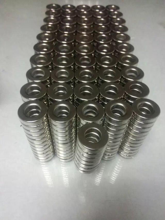 全国哪里有磁环环形磁圆环强力磁铁小圆形带孔厂家定制生产