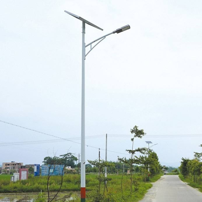 供应石家庄LED太阳能路灯-河北鼎亨照明LED太阳能路灯作用怎么样