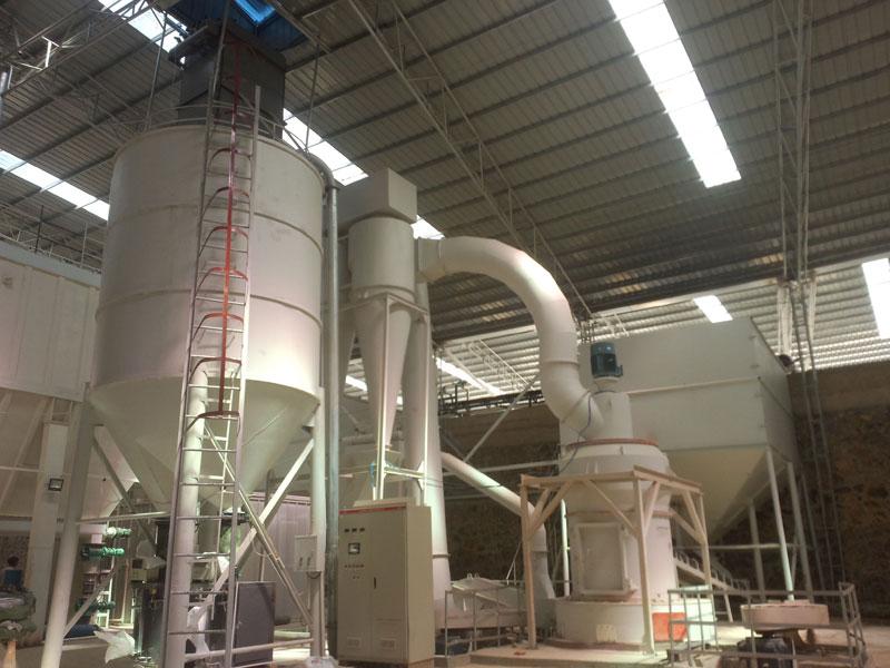 300目超细硅微粉磨粉机鸿程HCQ雷蒙磨机